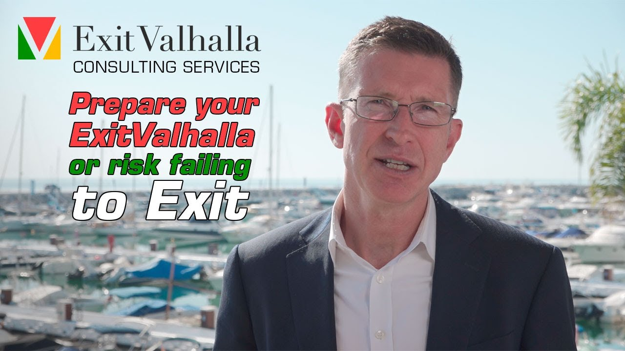 Exit Valhalla explained by Mike Henebery