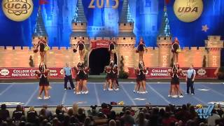 Florida State University 2015 All Girl Division IA Finals