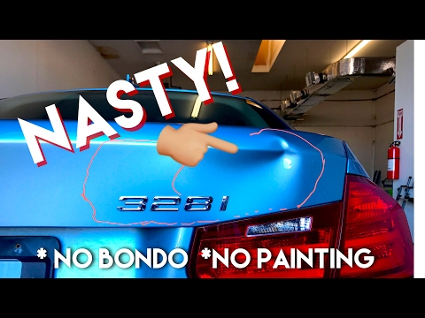 's Portland Dentless Paint Removal