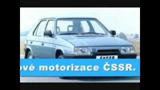 Kdy byl opravdový Zlatý věk Automobilismu v České republice