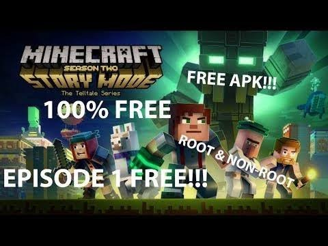 How To Download Minecraft Storymode In Android