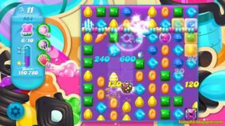 Candy Crush Soda Saga Level 964 (No boosters)