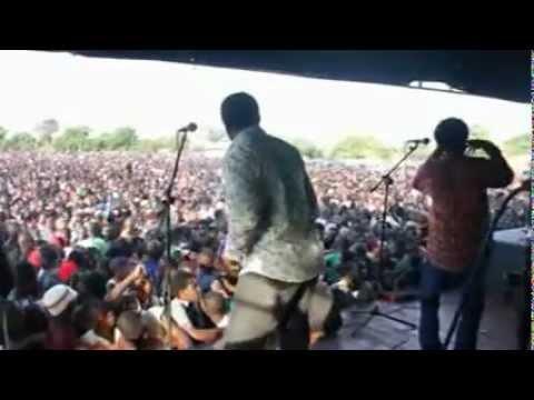 Anthony Makondetsa at Evison Matafale Memorial, Chileka - Malawi