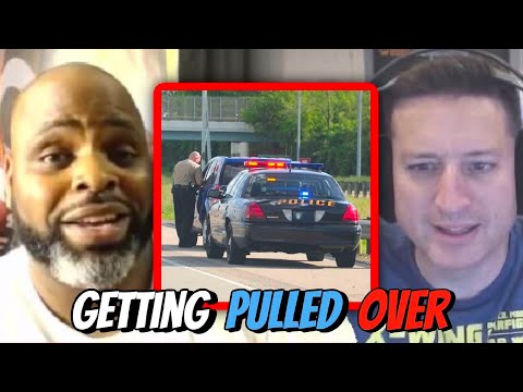 Getting Pulled Over by Cops Stories w/ Daym Drops | PKA