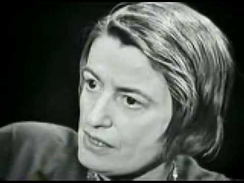 Ayn Rand in her first television interview, Part one