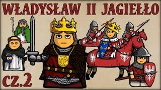 Władysław II Jagiełło cz.2 (Historia Polski #81) (Lata 1387-1388) - Historia na Szybko