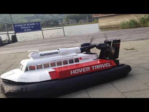Hovercraft SRN6
