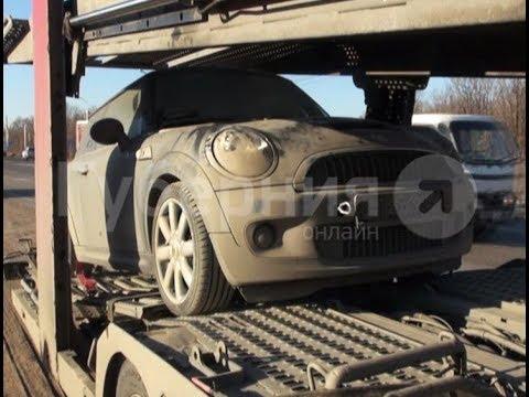 Хабаровчанин требовал у водителя автовоза отдать ему одну из машин. MestoproTV