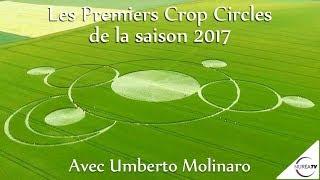 « Les premiers Crop Circles de la saison 2017 » avec Umberto Molinaro - NURÉA TV