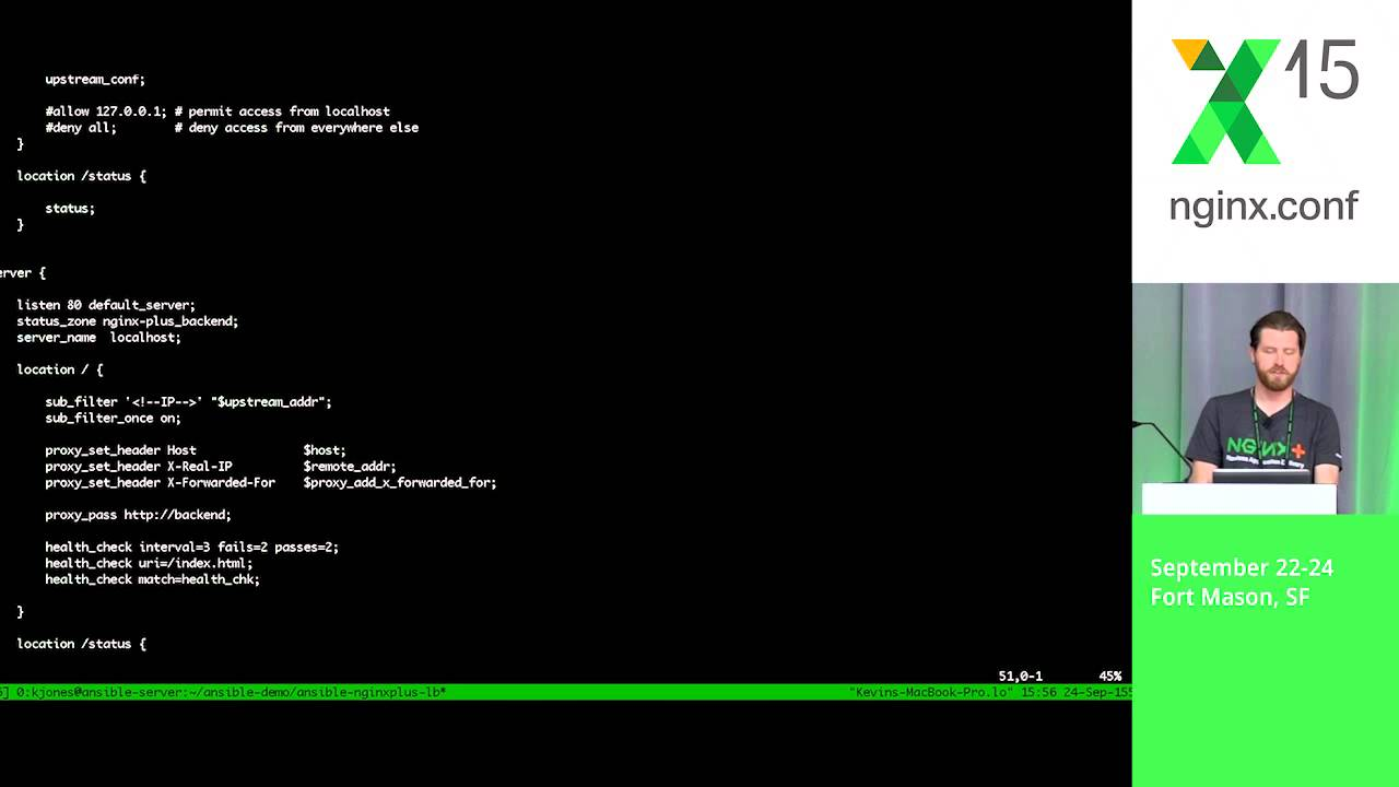 Deploying NGINX Plus with Ansible