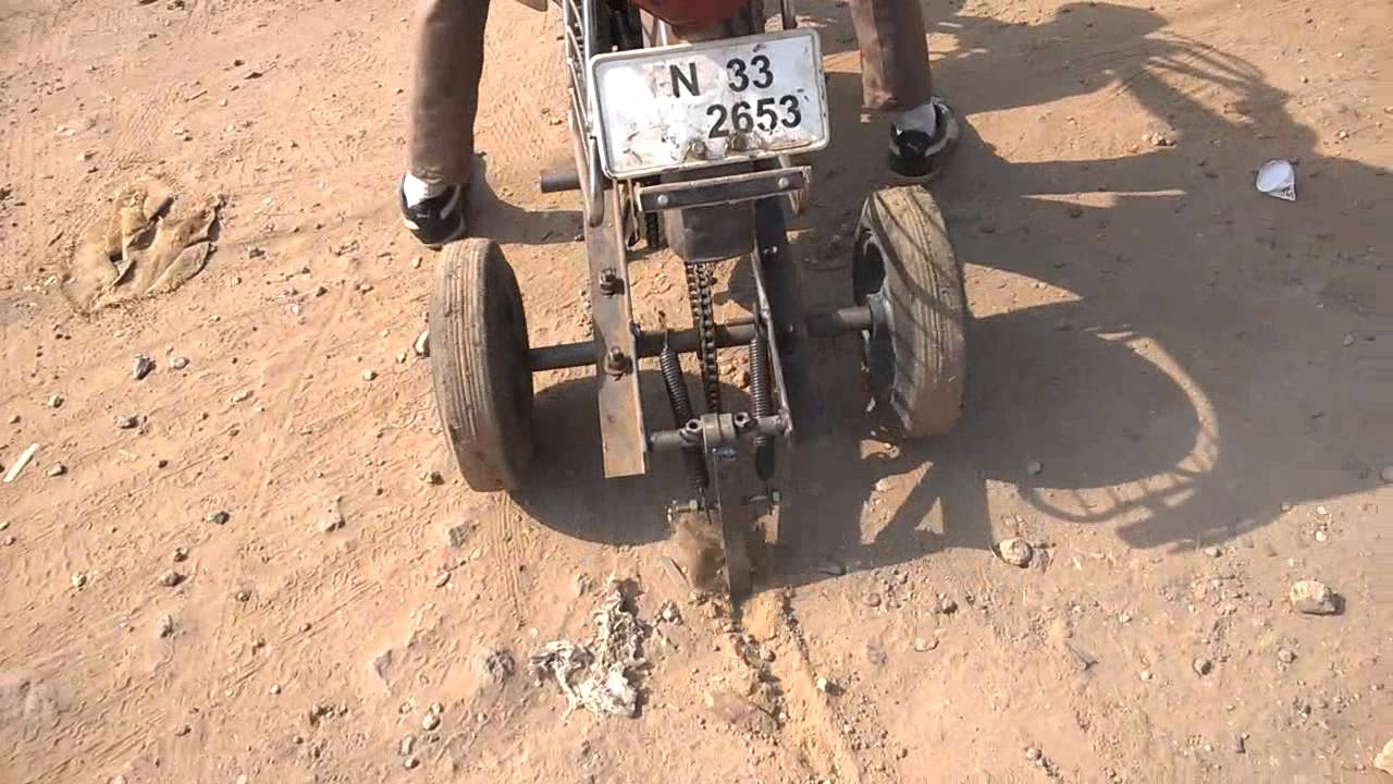 Two wheeler tractor attachment innovative mechanical engineering two wheeler tractor attachment innovative mechanical engineering project topics youtube solutioingenieria Images