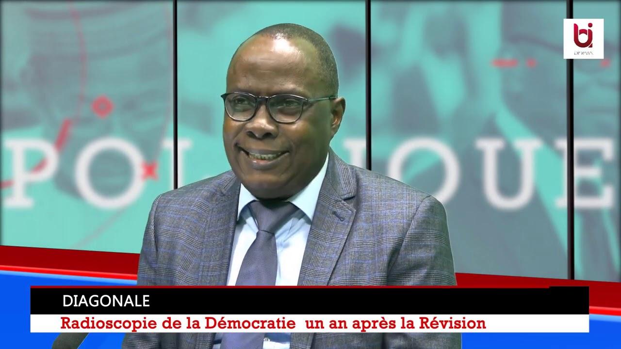 Révision Constitution au Bénin :   Radioscopie de la Démocratie et du développement  un an après