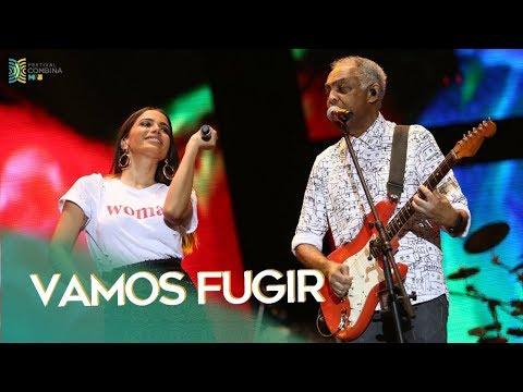 Gilberto Gil convida: Anitta - Vamos Fugir  Festival Combina MPB