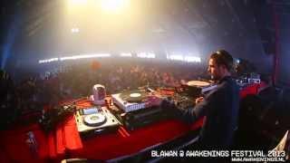 Blawan @ Awakenings Festival 2013