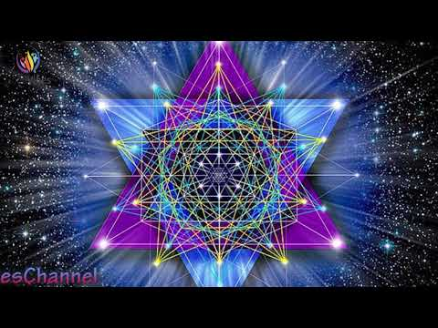 All 9 Solfeggio Frequencies ☯ Theta Binaural Beats Meditation ☯ Physical & Emotional Healing #GV193