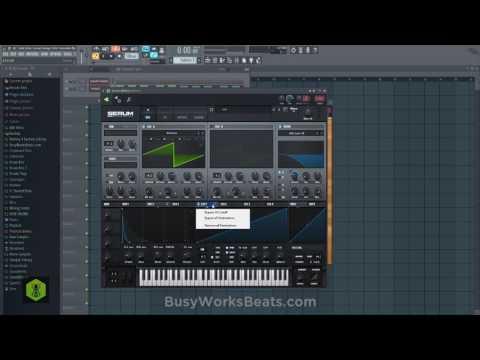 Beat Bites-Sound Design Filter Envelope Overrides