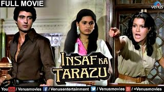 Insaf Ka Tarazu | Hindi Movies Full Movie | Raj Babbar, Zeenat Aman | Old Bollywood Full Movies
