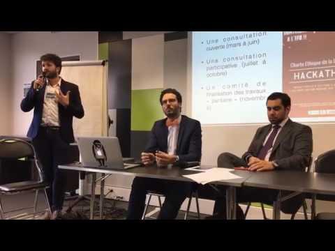 """Présentation de la """"Charte éthique pour un marché du droit en ligne et ses acteurs"""""""