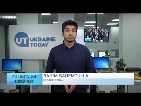 EU Unity on Ukraine? Visa-free travel and free trade on the horizon for Ukraine