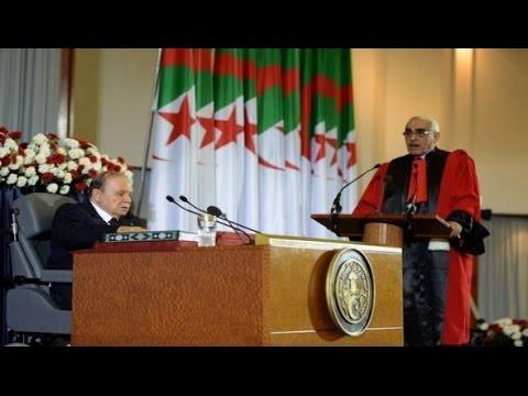 Algérie - Abdelaziz Bouteflika a prêté serment pour un 4e mandat - 28-04-2014