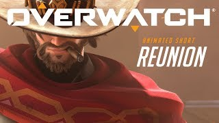 "Overwatch Animated Short | ""Reunion"" thumbnail"