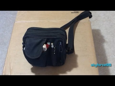 Rothco Venturer Excursion Bag Unboxing and Review