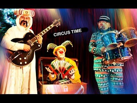 "CIRCUS "" The magic of christmas ""  / PART 1"