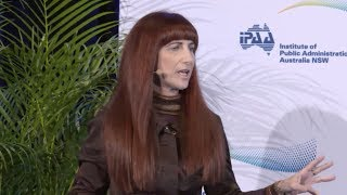 Futurist Shara Evans   The Future State: What Digital Transformation Can Create