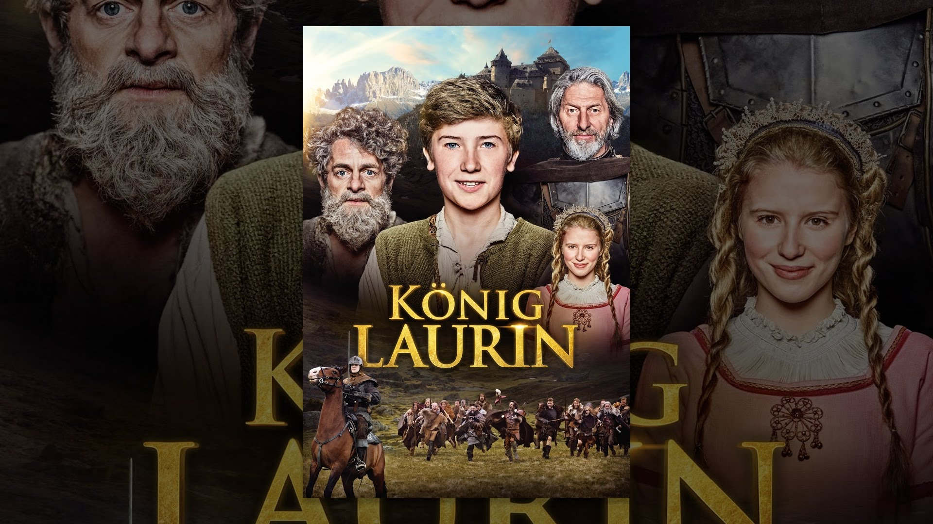 König Laurin Film