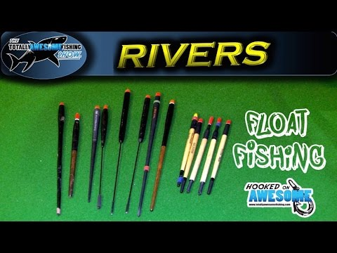 How To Fish A River With A Stick Float | TAFishing