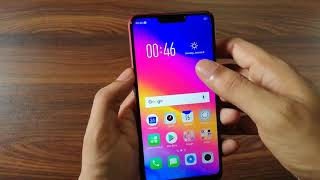 Oppo A3s Best Features