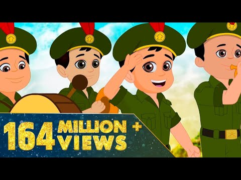 nanha-munna-rahi-hoon-|-indian-patriotic-hindi-song-|-nursery-rhymes-|-tinydreams-hindi