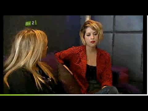 Peaches Geldof about Scientology