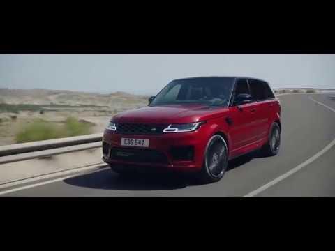 Nuova Range Rover Sport - Caratteristiche e prestazioni