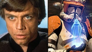 Luke 39 s Point of View Order 66 CANON Star Wars Explained