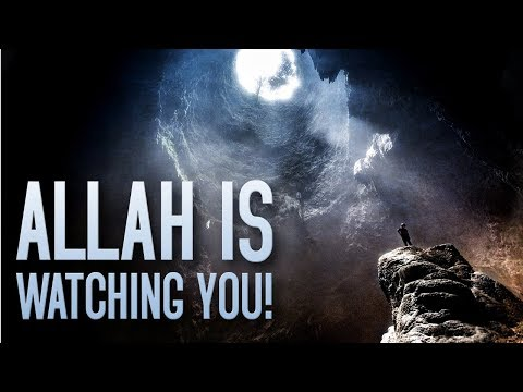 Allah Is Watching You!