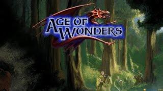 Age of Wonders gameplay (PC Game, 1999)
