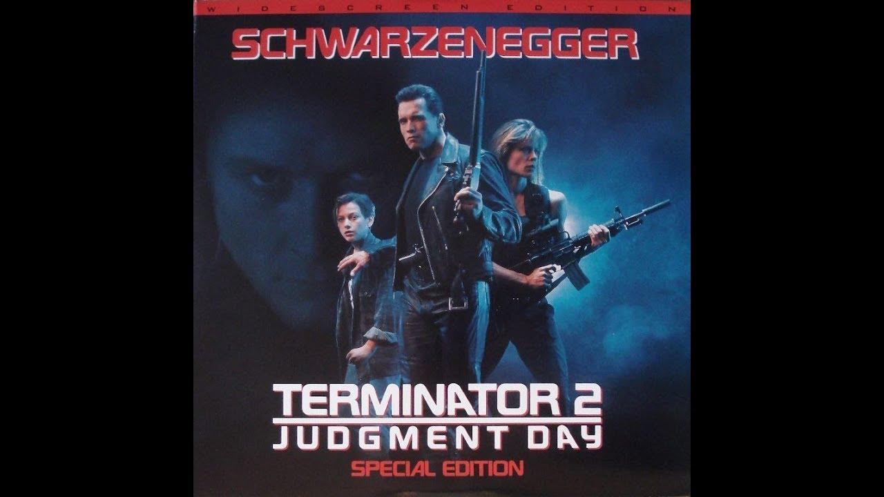 Terminator laserdisc | ebay.