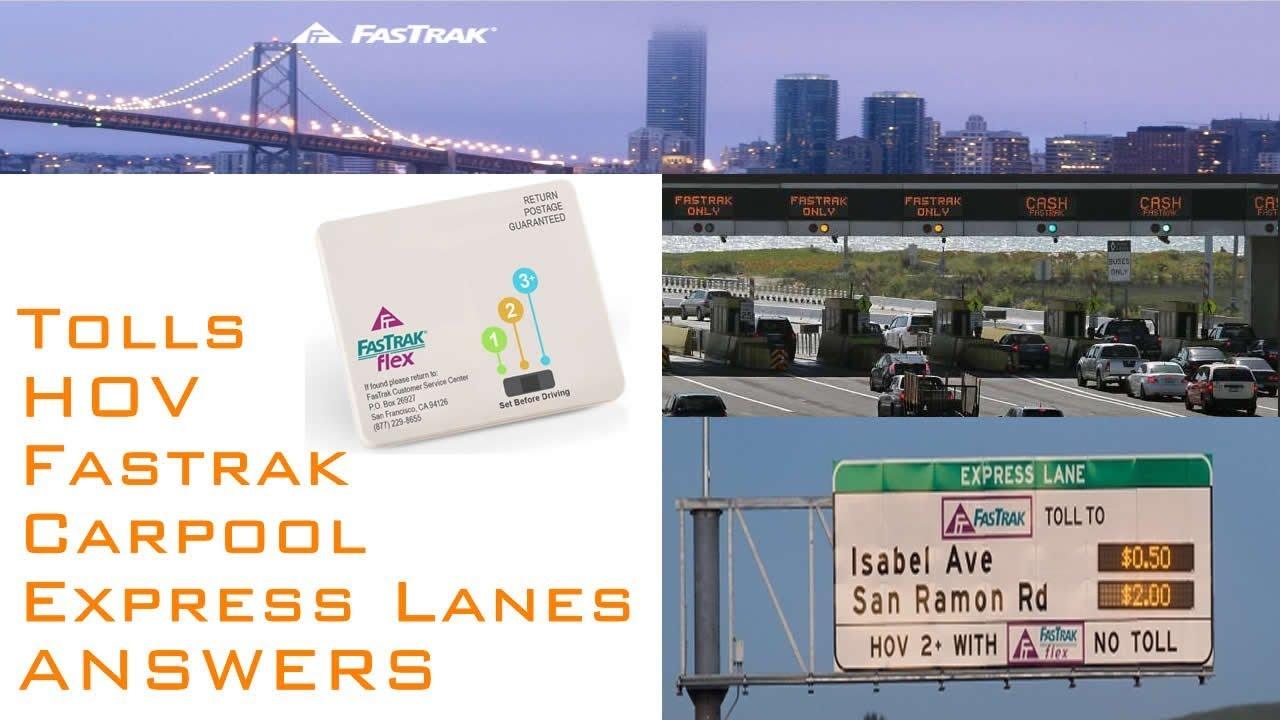 San Francisco Bay Bridge Toll Rental Car