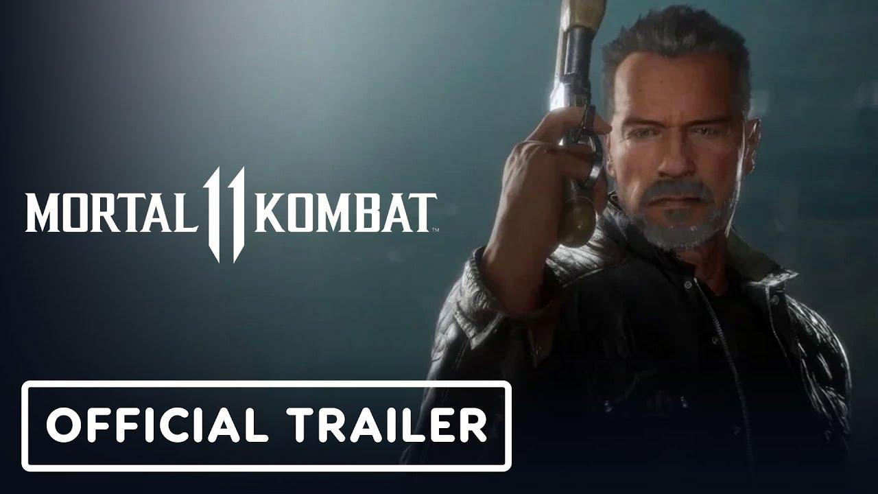 Mortal Kombat 11 - Official Free Weekend Trailer