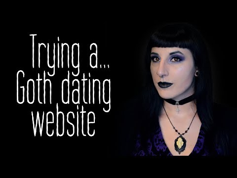 Trying Out A Goth Dating Website