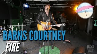 Barns Courtney - Fire (Live at the Edge)