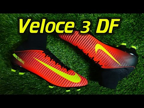 718aede3f Nike Mercurial Veloce 3 DF (Spark Brilliance Pack) - Review + On Feet