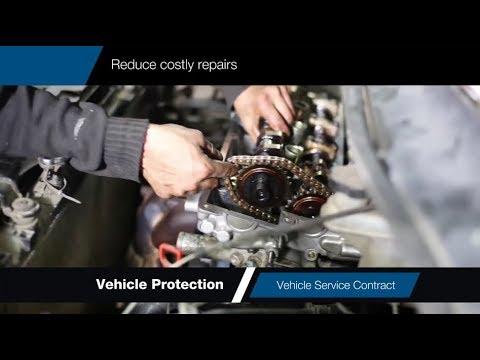 Vehicle Service Contract Kelly Honda - YouTube
