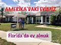Amerika'da Satılık Ev Geziyoruz - #3 - Lüks Model Eşyalı Ev