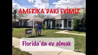 Amerİka'da Ev Aldik  İlk Kez Ev Sahİbİ Oluyoruz, Heyecanliyiz  - BoŞ Ev Turu