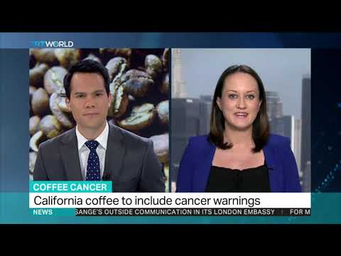 US judge rules coffee to come with cancer warning