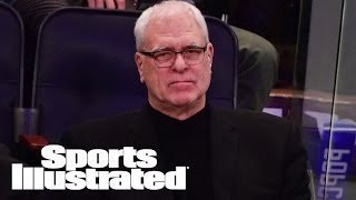 Phil Jackson Says He Smoked Marijuana To Help Back Pain | SI Wire | Sports Illustrated