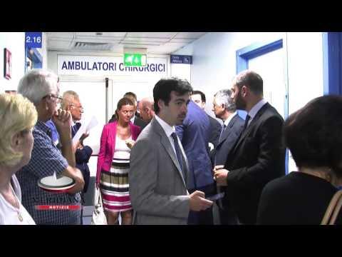 Il Ministro Lorenzin Visita L'Ospedale Israelitico: Efficienza Della Struttura Esempio Da Esportare