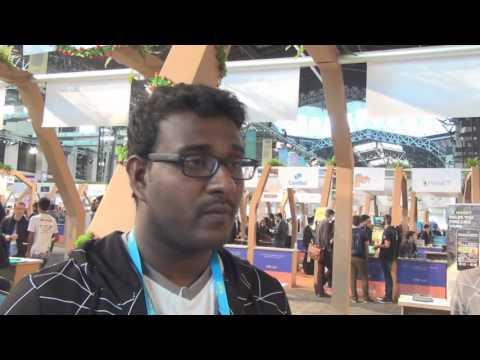 SenzMate, Miller Rajendran, interview at 4YFN 2017
